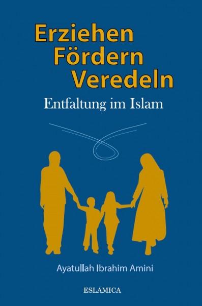 Erziehen, Fördern, Veredeln Entfaltung im Islam  von Ayatullah Ibrahim Amini  Es handelt sich bei diesem Werk um das Standardwerk zum Thema (Kinder-)Erziehung im Islam.  Ayatullah Amini stellt dieses für alle Menschen fundamentale Thema der (Kinder-)Erzie
