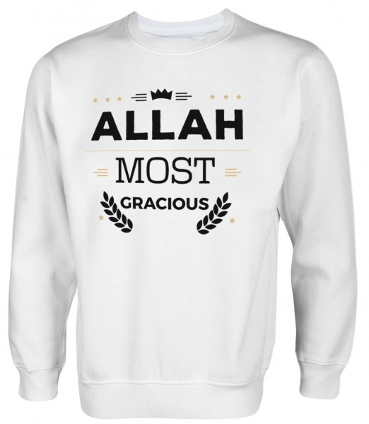 Allah Most Gracious HALAL Wear Pullover