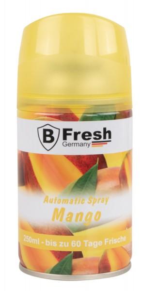 Mango Luftfrischer für Automatische Duftspender -250ml nachfüllflasche raumduft nachfüllen