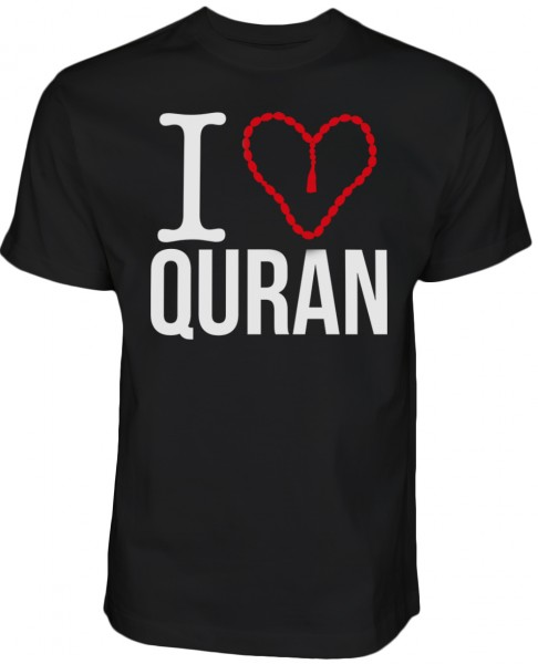 I love QURAN HALAL Wear T-Shirt