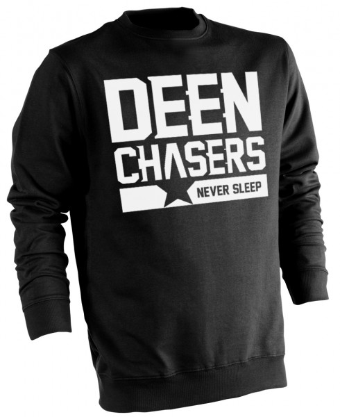 DEEN Chasers never sleep - Muslim Halal Wear Pullover