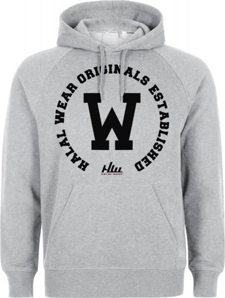 Halal Wear Originals Established Halal-Wear Kapuzenpullover Sweatshirt Hoody