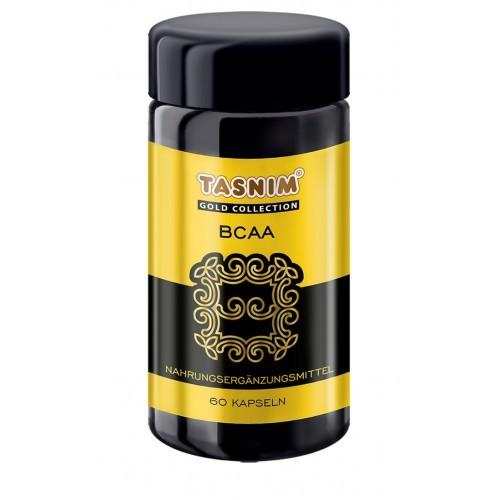 BCAA 60 Kapseln Aminosäurekomplex als sinnvolle Nahrungsergänzung