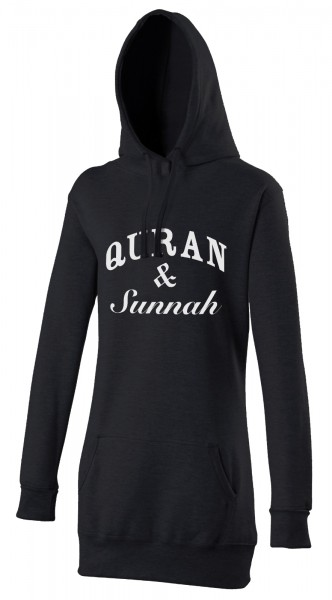 Quran & Sunnah Halal-Wear women's Hijab hoodie