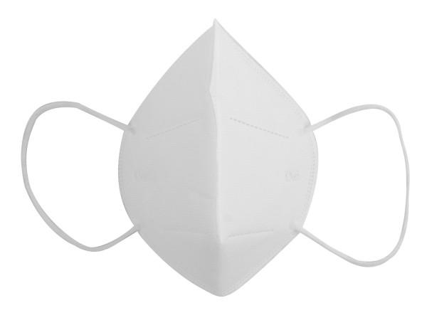 1x Atemschutzmaske FFP2 Mundschutz Maske KN95 98% Filterung Feinstaubmaske
