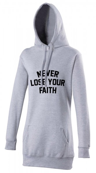 Never lose your faith Halal-Wear women's Hijab hoodie