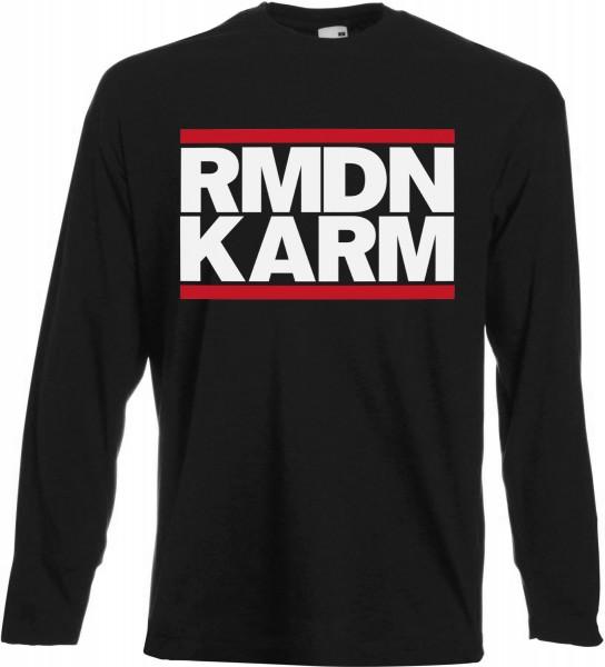 Ramadan Kareem Langarm T-Shirt - Muslim Halal Wear Black