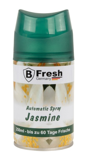 Yasmine Luftfrischer für Automatische Duftspender -250ml nachfüllflasche raumduft nachfüllen