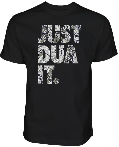 Just Dua IT Abstract HALAL Wear T-Shirt