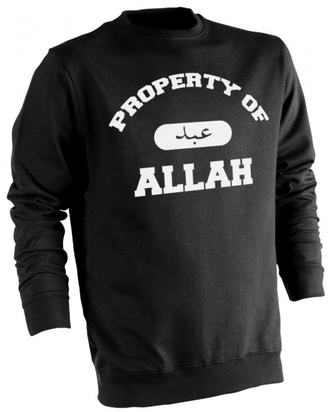 Prophet of Allah - Muslim Halal Wear Pullover