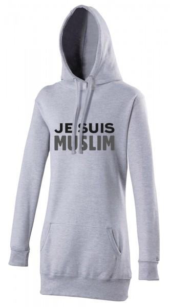 Je suis Muslim Halal-Wear women's Hijab hoodie