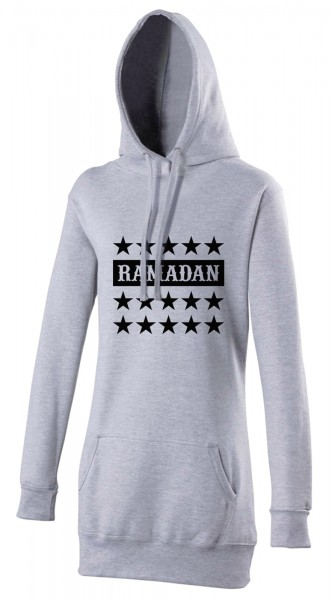 Ramadan Stars Halal-Wear women's Hijab hoodie