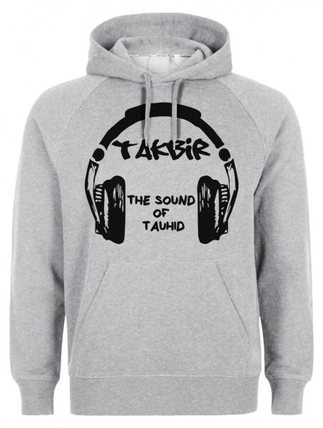 Takbir the sound of Tauhid HALAL Wear Islamische Kleidung Islam Hoodie Muslim Hoody Kapuzenpulli