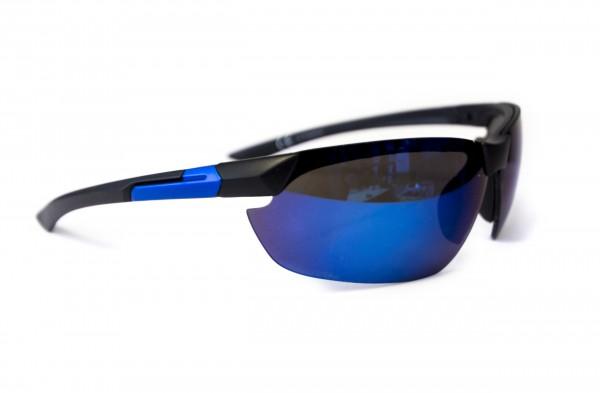 Sportliche Herren Sonnenbrille blaue Linse UV400  DZ2039S226