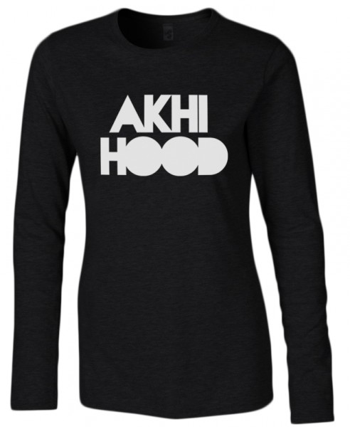 Akhi Hood Halal-Wear Women Langarm Shirt