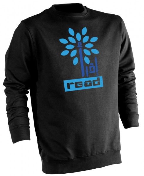 Iqra - Read the Quran  - Muslim Halal Wear Pullover