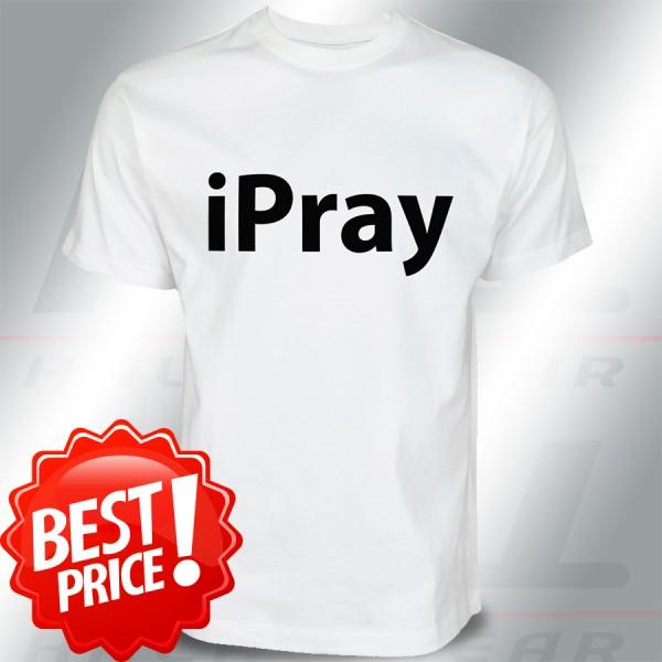 iPray Muslim Islamische Kleidung T-Shirt