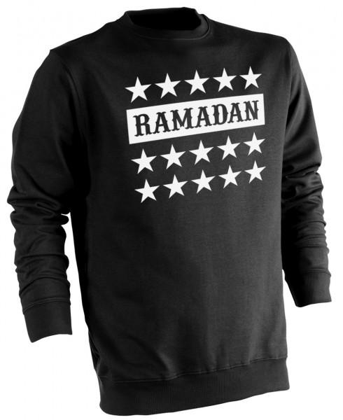 Ramadan Stars HALAL Wear Pullover