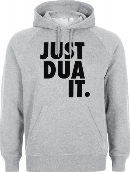 Just Dua IT Halal-Wear Kapuzenpullover Sweatshirt Hoody