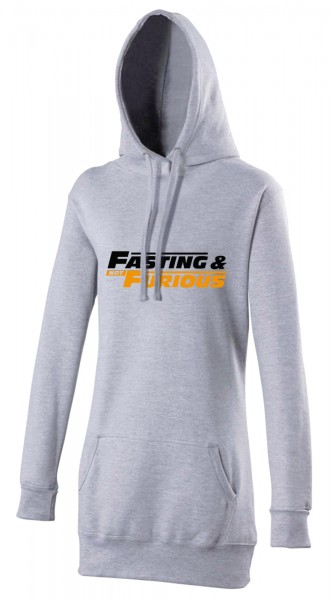 Fasting and not Furious Halal-Wear women's Hijab hoodie