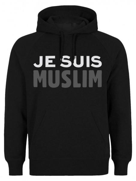 Je Suis Muslim Halal-Wear Kapuzenpullover Sweatshirt Hoody