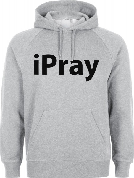 iPray Halal-Wear Kapuzenpullover Sweatshirt Hoody