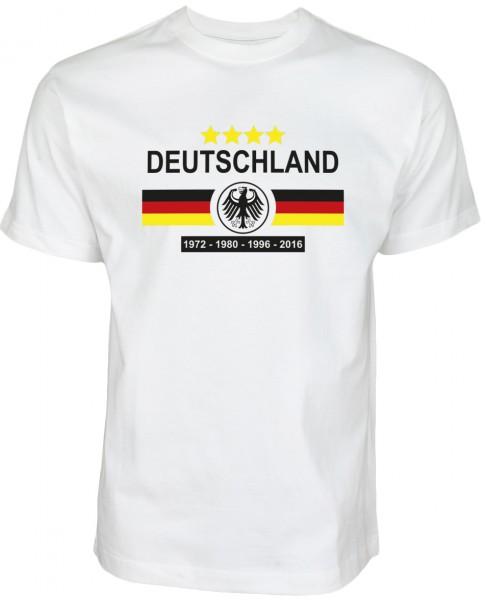 EM 2016 Deutschland Fanshirt - Uns gehört der Pokal