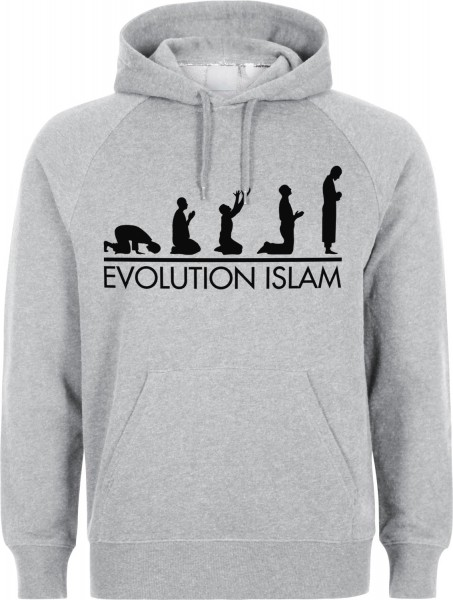 Evolution Islam Halal-Wear Kapuzenpullover Sweatshirt Hoody