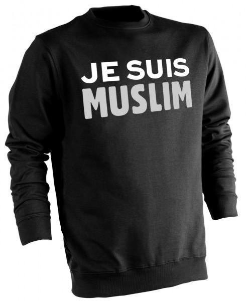 Je Suis Muslim Halal Wear Pullover