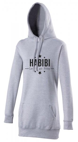 Lets go pray Habibi Halal-Wear women's Hijab hoodie