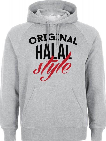 Original Halal Style Halal-Wear Kapuzenpullover Sweatshirt Hoody