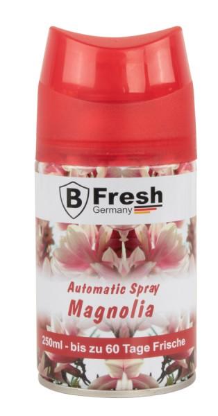 Magnolia Luftfrischer für Automatische Duftspender -250ml nachfüllflasche raumduft nachfüllen