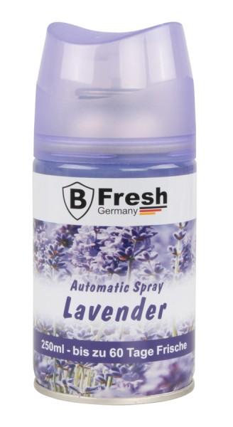 Lavendel Luftfrischer für Automatische Duftspender -250ml nachfüllflasche raumduft nachfüllen