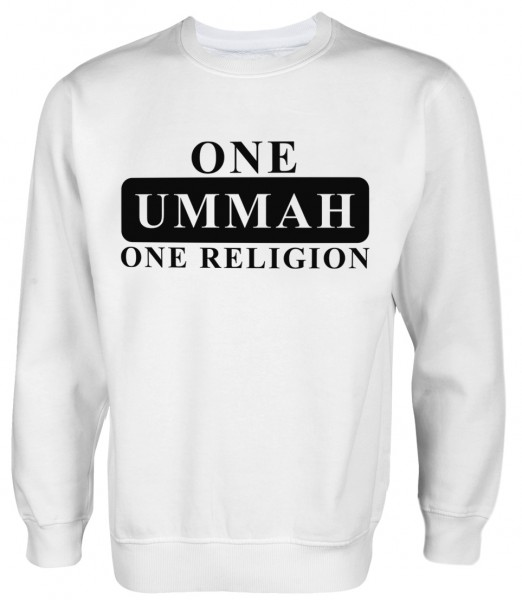 One Ummah One Religion - Muslim Halal Wear Pullover