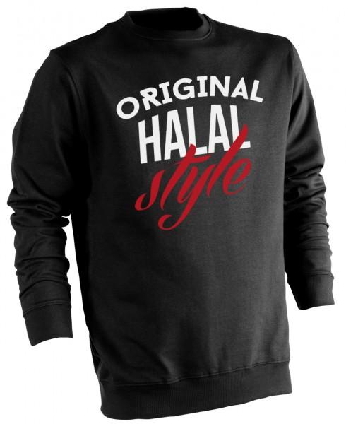 Original Halal Style - Muslim Halal Wear Pullover