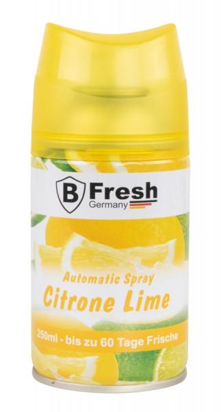 Zitrone Luftfrischer für Automatische Duftspender -250ml nachfüllflasche raumduft nachfüllen