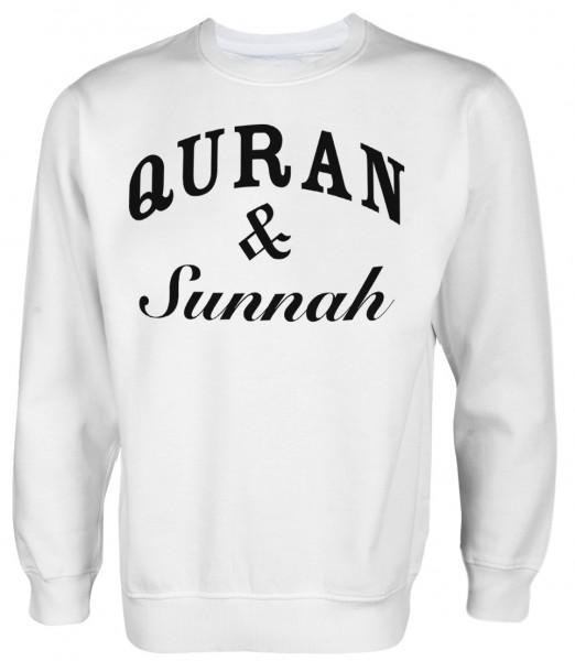 Quran & Sunnah Halal Wear Pullover