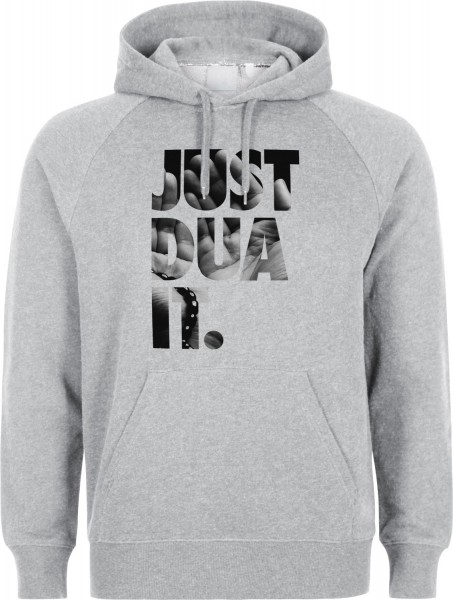 Just Dua It Hand to the sky Halal-Wear Kapuzenpullover Sweatshirt Hoody