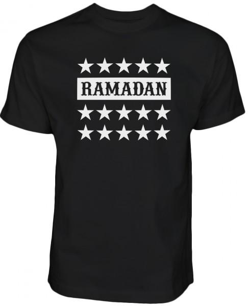 Ramadan Stars HALAL Wear T-Shirt