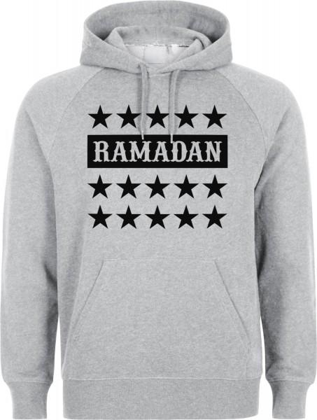 Ramadan Stars Halal-Wear Kapuzenpullover Sweatshirt Hoody