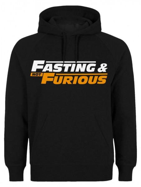 Fasting not Furios Halal-Wear Kapuzenpullover Sweatshirt Hoody