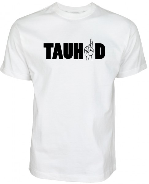 TAUHID Tawhid Tauhīd Islam Muslim Shirt - God is One
