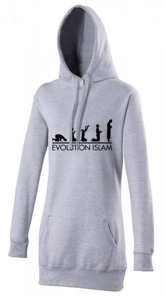 Evolution Islam Halal-Wear women's Hijab hoodie