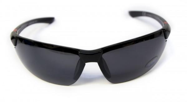 Sportliche Herren Sonnenbrille Schwarz UV400 DZ2039S226