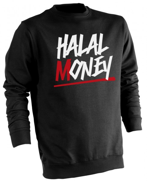 Halal Money - Muslim Halal Wear Pullover